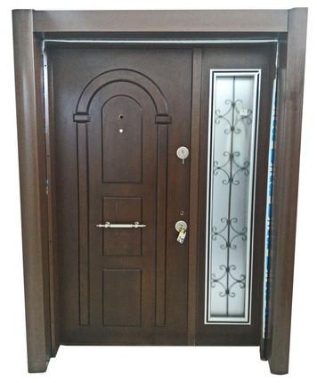Сигурносна врата Neo 121-007 wallnut 140x200cm