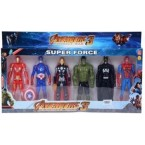 SET SUPER HERO NMKJ581659 - 019619