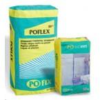Poflex 3-Бел Лепак за плочки