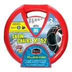 SNOW CHAINS PRAXIS 12mm - type 90 - 099887
