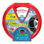 SNOW CHAINS PRAXIS 12mm - type 110 - 099889