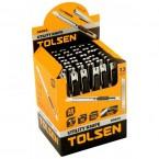 SMALL SCALPER METAL 9*0,44мм TOLSEN - 312184