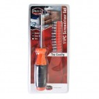 SCREWDRIVER SET 11 ACCESSORIES - 900011