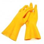 нараквици жолти хигиенски L