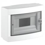 Viko надворешна кутија за осигурувачи (8 Модули)