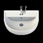 Bella мијалник со пиедестал 07800-U / 006800  50x60cm