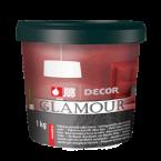 (Glamour) покривна ѕидна боја - bronza / zlatna 0.65L (Jub Decor)