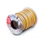 Shirit copë litari vetë-ngjitës 2x50m, E kafe DTEBR