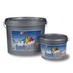 (Jupol latex) заштитна декоративна водоотпорна ѕидна бела боја - полумат 5L (JUB)