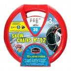 SNOW CHAINS PRAXIS 12mm - type 30 - 099881