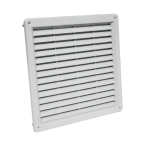 (Aventa) Пластични ѕидни решетки со мрежа TK