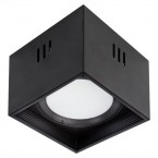 016 045 0015 - 15V - 4200K BLACK LED LAMP