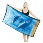 Пешкир за на плажа 75x150cm Zakard