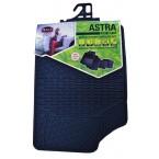 CAR FLOOR MATS ASTRA BLACK - 052260