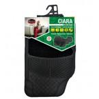 CAR FLOOR MATS CIARA BLACK - 052261