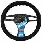 STEERING WHEEL COVER VELVET - 052270