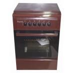 Плински шпорет Ferre C6340G кафеав
