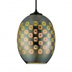 SPECTRUM 3D PENDANT LAMP 021 005 0002