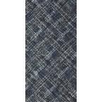 TARTAN PETROL DECOR 45 x 90 cm