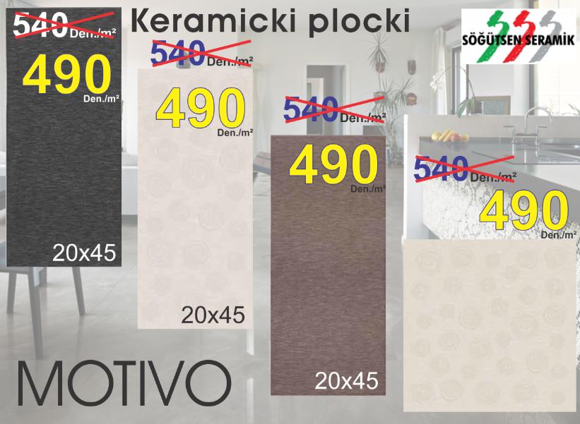 KERAMICKI PLOCKI MOTIVO